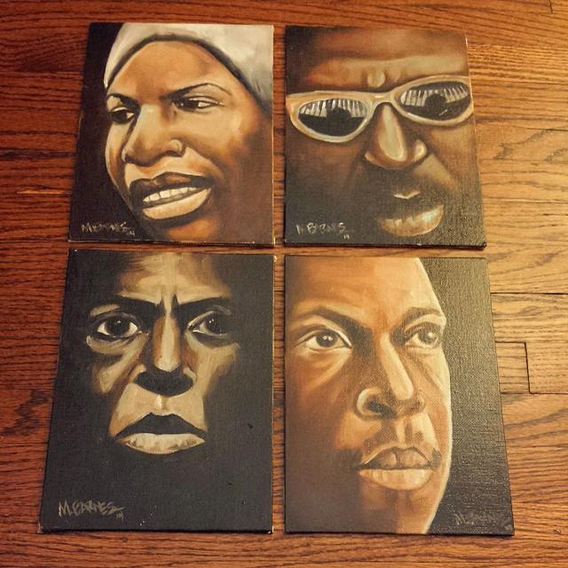 Miles - Coltrane - Monk - Nina